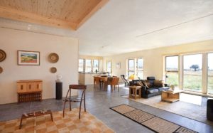 Taos, New Mexico Passive Solar Home
